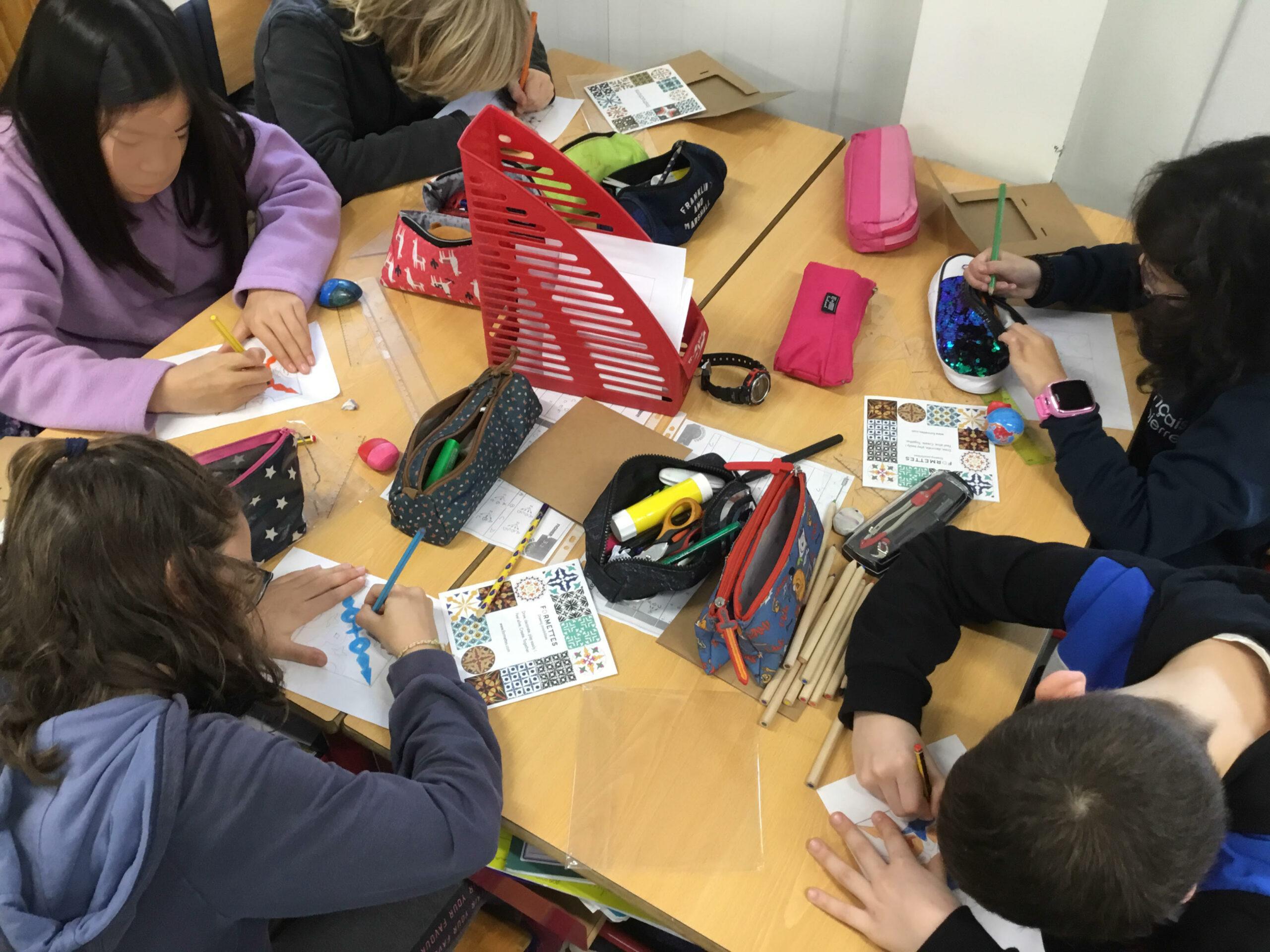 workshop écoles Formettes