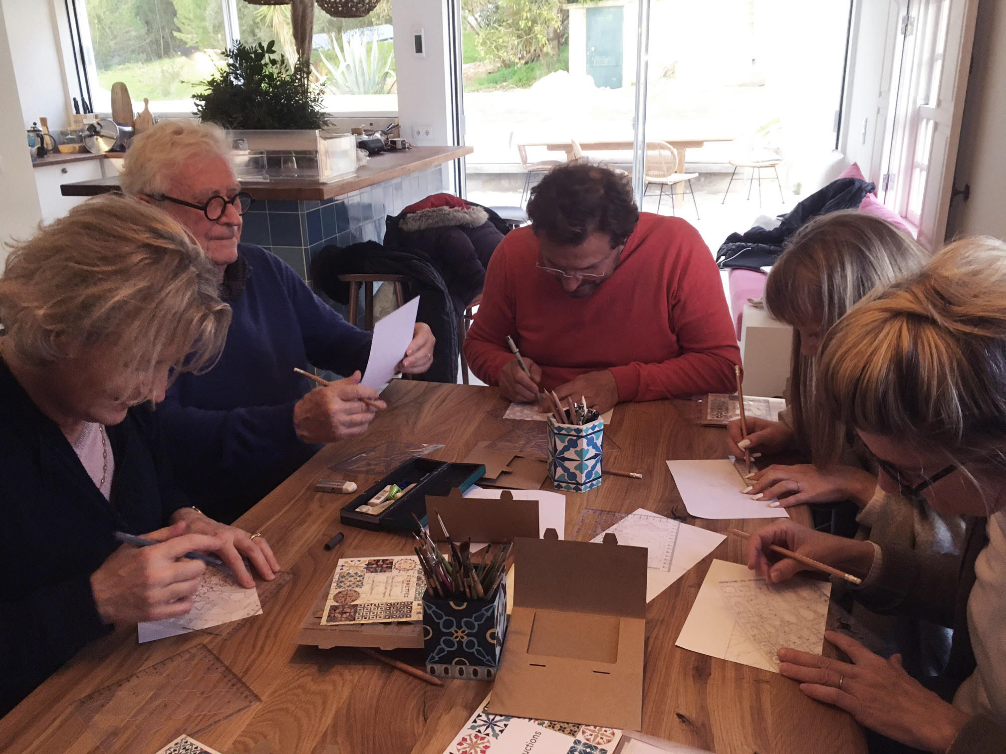 workshop famille amis Formettes
